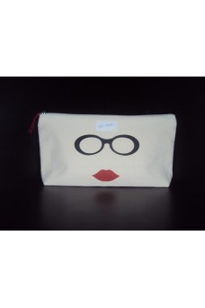 Cosmetic Case w/ Print
