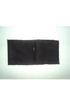 Cotton Pouch With Flap
