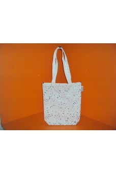 Reversible Cotton Tote Bag